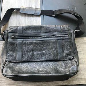 Ted Baker leather satchel briefcase  bag crossbody
